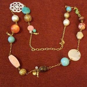 🙂3 for $15 Joan Rivers Unique Necklace
